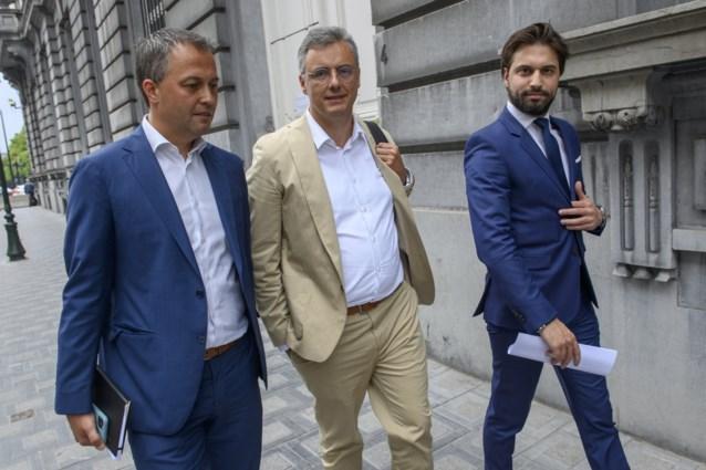 """Drie koningen maken plaats voor PS en N-VA: """"Willen weten of toenadering tussen Magnette en De Wever definitief is"""""""