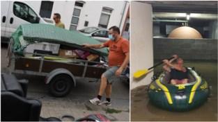 Na enorme wateroverlast: burgemeester Tienen wil onweer laten erkennen als ramp