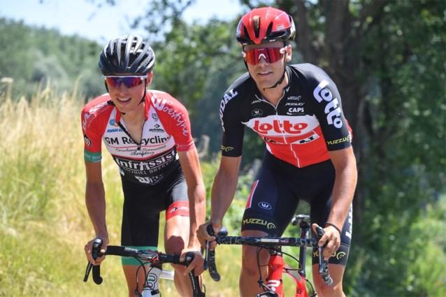 Arne Marit wint tweede rit in de Tour Bitwa Warschau