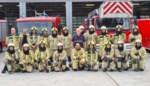 Brandweer zwaait adjudant Rudy Borremans uit