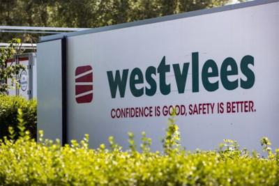 """Uiteindelijk testen 94 werknemers bij Westvlees positief op corona: """"Situatie evolueert gunstig"""""""