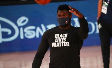 Team van NBA-superster Zion Williamson gooit coach op straat na mislukte comeback in de bubbel