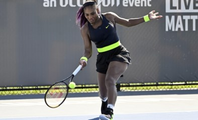 Serena Williams sneuvelt in kwartfinales WTA-toernooi van Lexington