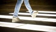 Primeur voor België: verlicht zebrapad moet veiligheid verhogen