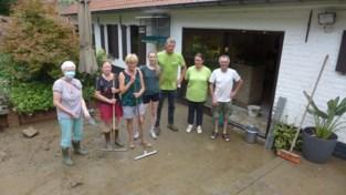 """Rollegem ondanks miljoeneninvestering opnieuw geteisterd door wateroverlast: """"Maar tegen deze zondvloed viel niets te beginnen"""""""
