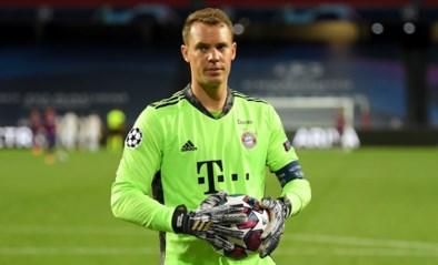 """Neuer voelt mee met collega-international Ter Stegen: """"Spijt me een beetje voor Marc"""""""