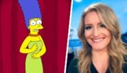 "Marge Simpson spelt adviseur Donald Trump de les na ""beledigende"" vergelijking met Kamala Harris"