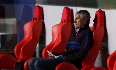 "Geen getalm na ongeziene afgang tegen Bayern München: ""Barcelona zet coach Quique Setién op straat"""