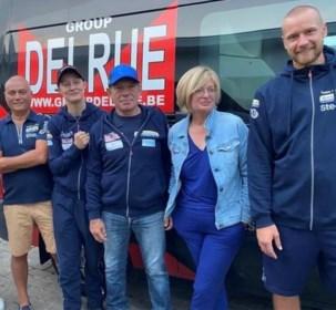 """Delfine Persoon met de camionette naar belangrijkste kamp uit haar carrière: """"We laten ons niet meer intimideren"""""""