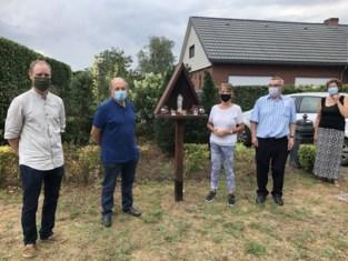 Kapelletje van de Maashoek schittert weer: gered van vuilnisbelt en opgeknapt