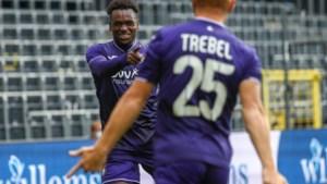 """Anderlecht dankt bromance tussen Adrien Trebel en Landry Dimata: """"Wat ik zei, kwam recht uit mijn hart"""""""