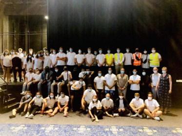 Zo kan het ook: Brusselse jongeren helpen ordediensten in Blankenberge met coronamaatregelen