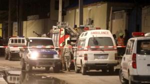 Minstens 17 doden bij terroristische aanval op strandhotel Mogadishu