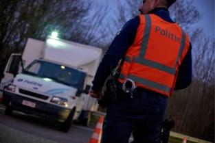 Negentien bestuurders zonder gordel bij controles in regio Sint-Truiden