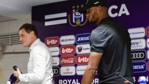 """CEO Van Eetvelt over Kompany: """"Van goedbetaalde speler naar goedbetaalde coach"""""""