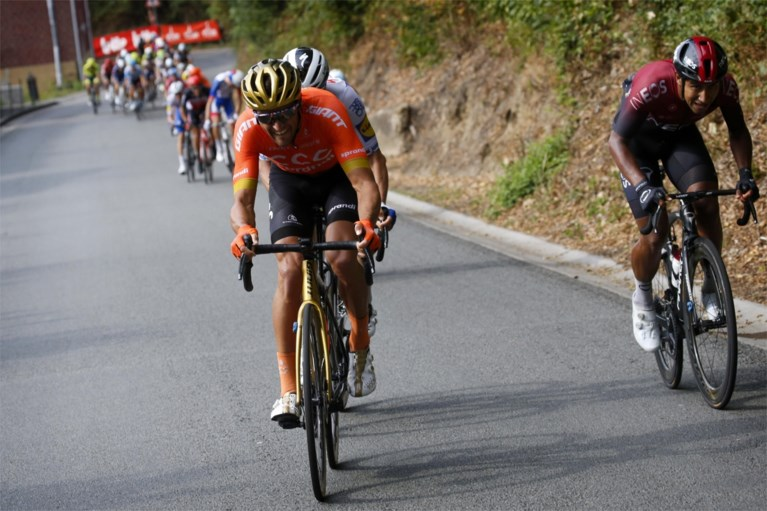 Eindelijk weer vreugde bij Deceuninck - Quick-Step: Sam Bennett snelste in Ronde van Wallonië