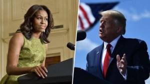 """Nog nooit ging ex-first lady zo tekeer tegen de opvolger van haar man: """"Maar het zijn dan ook unieke tijden"""""""