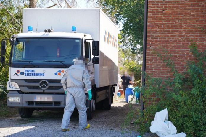 Update: Drie verdachten opgepakt in synthetisch drugslab in Leopoldsburg