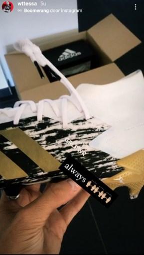"""Toptransfer Tessa Wullaert showt nieuwe Adidas-schoenen in nederlaag van Anderlecht: """"Weer te wild geweest"""""""