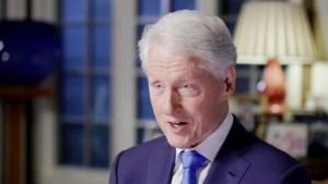 Bill Clinton kreeg nekmassage van Epstein-slachtoffer