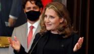 Chrystia Freeland, voormalig buitenlandminister, is nieuwe minister van Financiën in Canada
