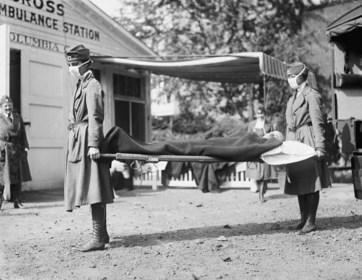 Lessen uit de Spaanse Griep: waarom het coronavirus bij de tweede golf vooral door volksbuurten raast