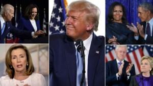 Allemaal samen tegen die ene vijand: Democratische Conventie is één grote uithaal naar Donald Trump