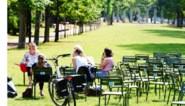 """Gloednieuwe parkstoelen iets te gretig gebruikt in Gent, al 17 exemplaren verdwenen: """"Jammer, want experiment gaat om vertrouwen"""""""