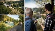 Van het kasteel naar het kanaal: een prachtige wandelroute langs kasteeltuinen, boerderijen en industrieel erfgoed