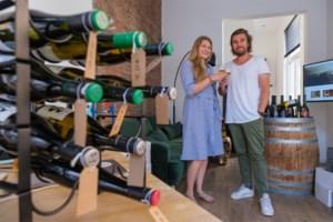 """Fine Wine Junkies opent tijdelijke winkel in Berchem: """"Wijnen met een hoek af"""""""