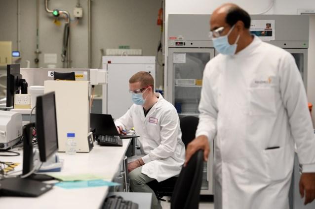België kiest voor vaccin van AstraZeneca