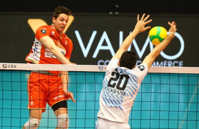 Belgische teams kennen tegenstanders in Champions League volley
