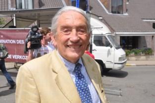 Oud-burgemeester François Van Hoobrouck overleden