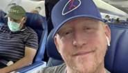 Vliegtuigmaatschappij zet man die Osama Bin Laden doodschoot en als held werd onthaald op de zwarte lijst na incident met mondmasker