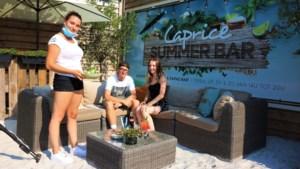 Summer Bar Caprice, strandgevoel tussen de velden