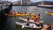 """Gentenaars vissen 230 kilogram afval uit het water: """"We dagen Brugge uit om beter te doen"""""""