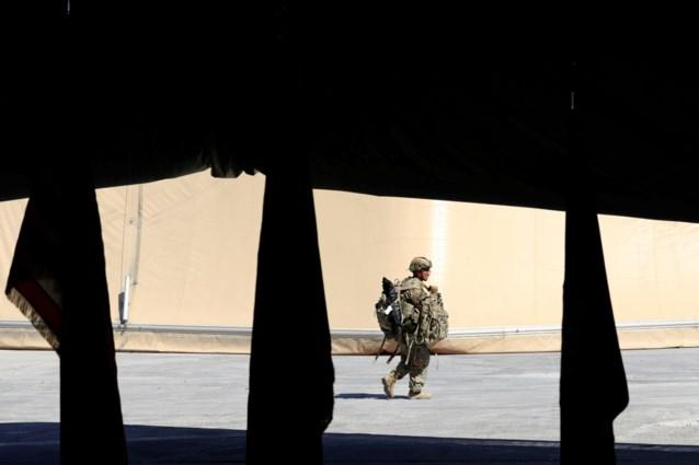 VS dragen belangrijke militaire basis over aan Irak