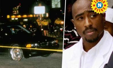 """De vete die Tupac Shakur het leven kostte: """"Zijn laatste woorden waren 'Fuck you'"""""""