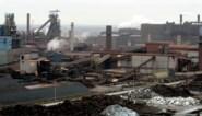 Brand bij ArcelorMittal: twee arbeiders lopen zware brandwonden op