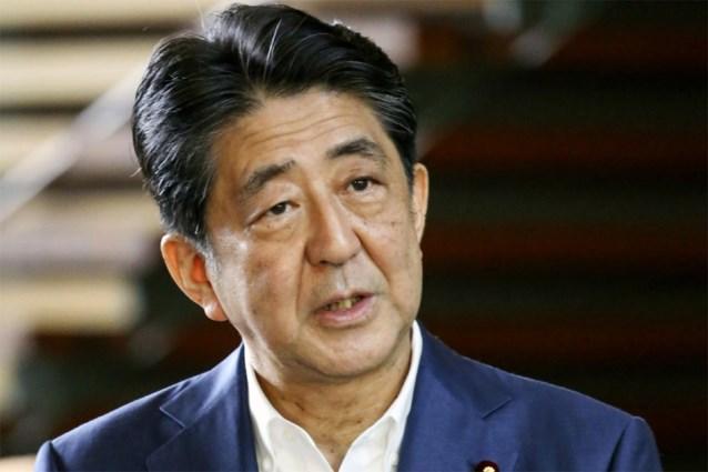 Bezorgdheid om gezondheid van Japanse premier Shinzo Abe