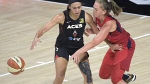 Pech voor Emma Meesseman in volle strijd voor play-offs in WNBA