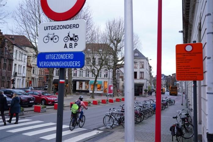 Oeps: autobestuurders krijgen verkeerde waarschuwing van Gents Mobiliteitsbedrijf