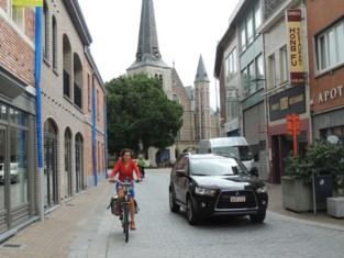 Randparking Kontich wordt aangelegd, pas daarna is Molenstraat aan de beurt