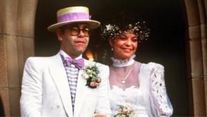 Ex-vrouw van Elton John probeerde zichzelf van het leven te beroven tijdens hun huwelijksreis