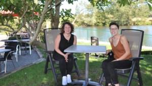 Zussen Leen en Marieke baten taverne in watermolen uit: vakantiegevoel met uitzicht op Oude Durme