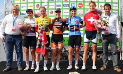 """BeNe Ladies Tour wordt vanaf volgend jaar Baloise Ladies Tour: 'Unieke rittenwedstrijd voor vrouwen"""""""
