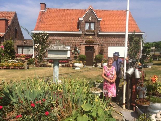 ZOMERREEKS: De bloemenpracht van het mooiste hoevetje in De Pinte