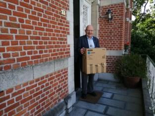 Pastoor André Stuyck (80) dinsdag met pensioen, gemeente denkt aan herbestemming pastorie