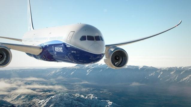 Boeing zet acht 787's aan de grond