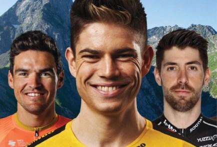 Deelnemers Tour de France 2020: alle renners aan u voorgesteld